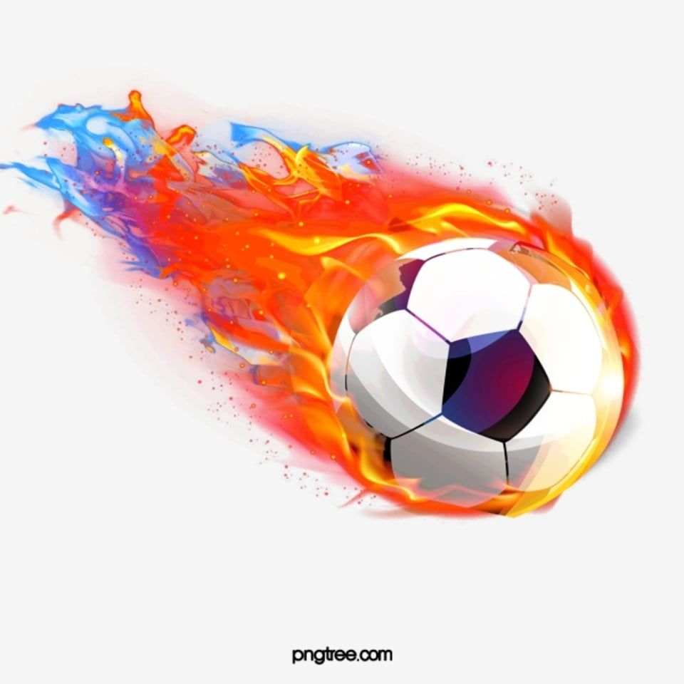 Football Football Clipart Flame Png Transparent Clipart Image And Psd File For Free Download In 2020 Football Tattoo Football Logo Design Football Art