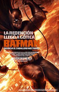 Batman El regreso del Caballero Oscuro Parte 2 online latino 2013 VK