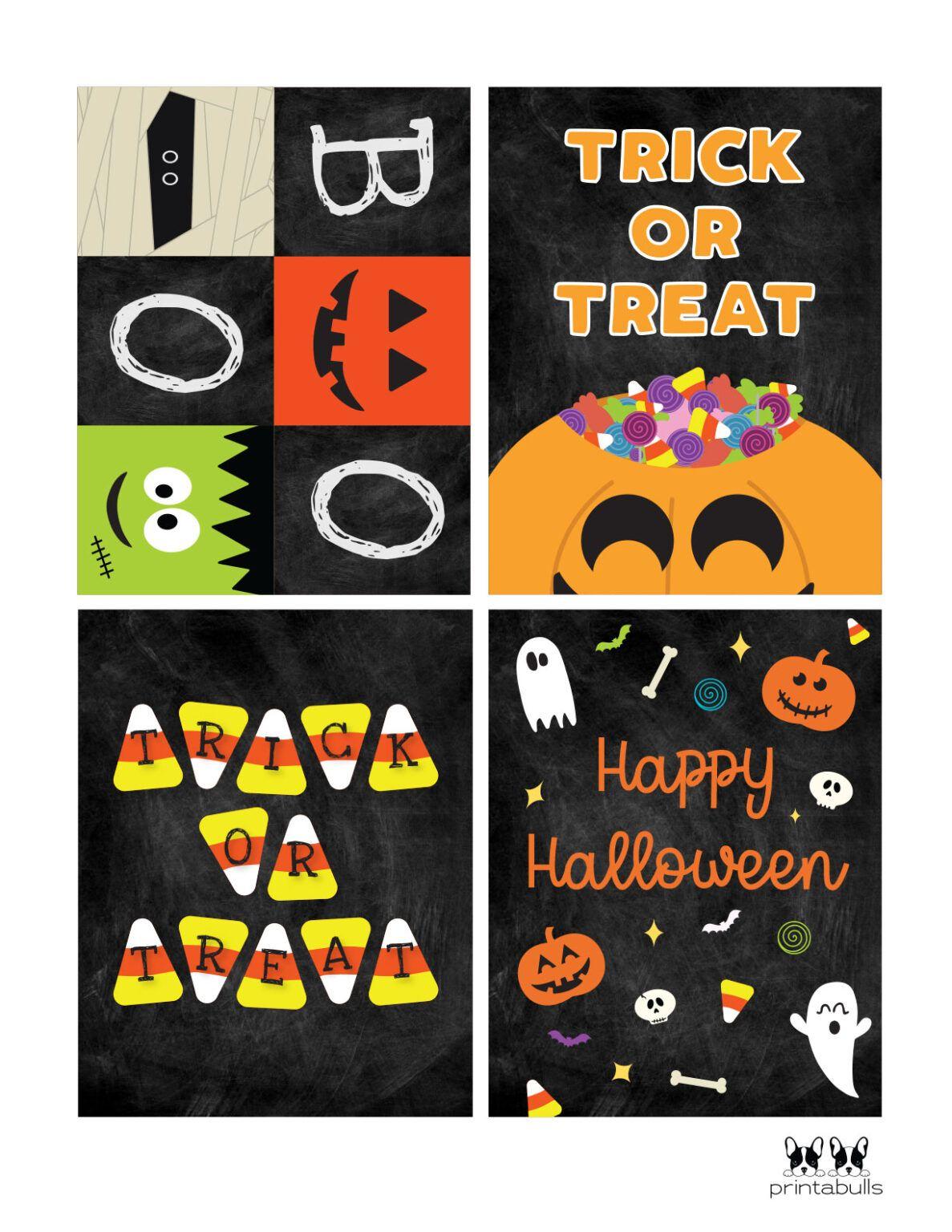 40 Free Printable Halloween Cards Printabulls Free Printable Halloween Cards Happy Halloween Cards Free Printable Halloween