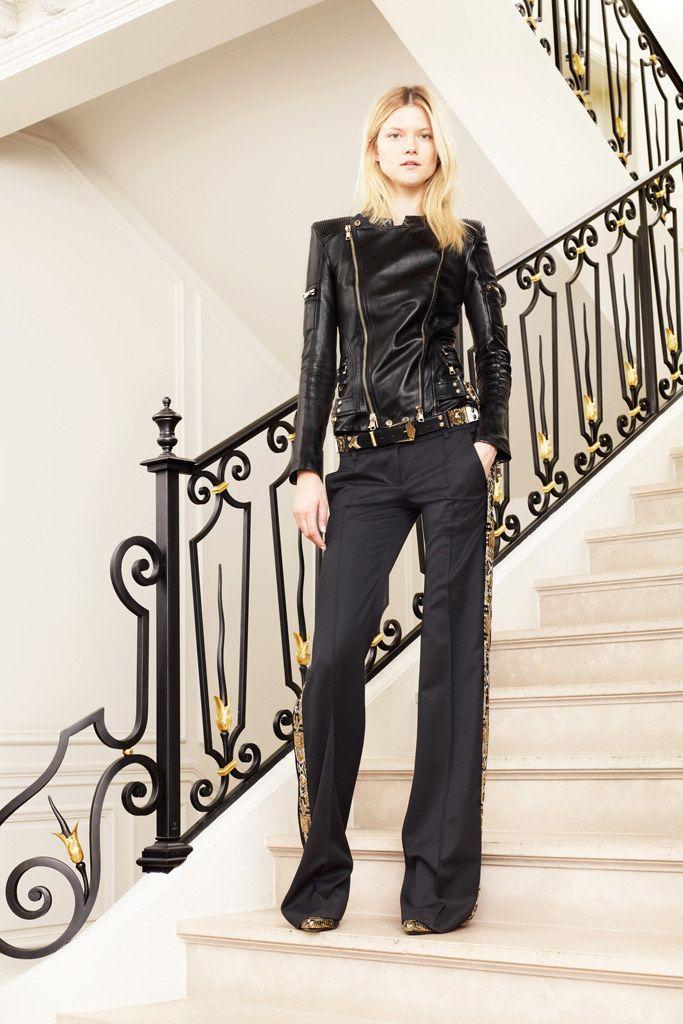 Balmain Resort 2012 Fashion Show - Kasia Struss