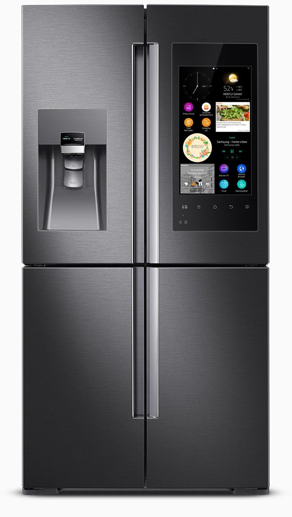 Family Hub Refrigerator | Gadgets & Stuff For the Home ...