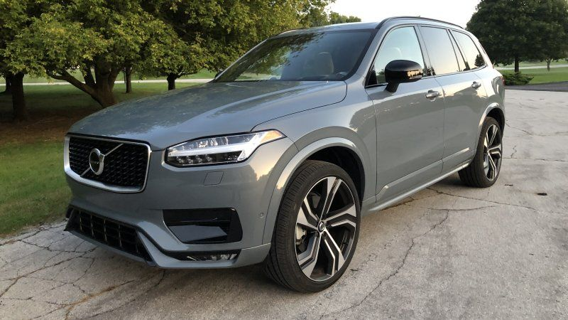 2020 Volvo Xc90 T6 R Design Drivers Notes With A Touch Of Polestar Volvo Xc90 Volvo Volvo Cars