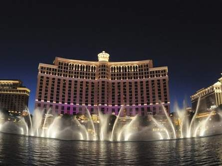 Las Vegas: World-class shopping, shows and dining also attracts non-gamblers