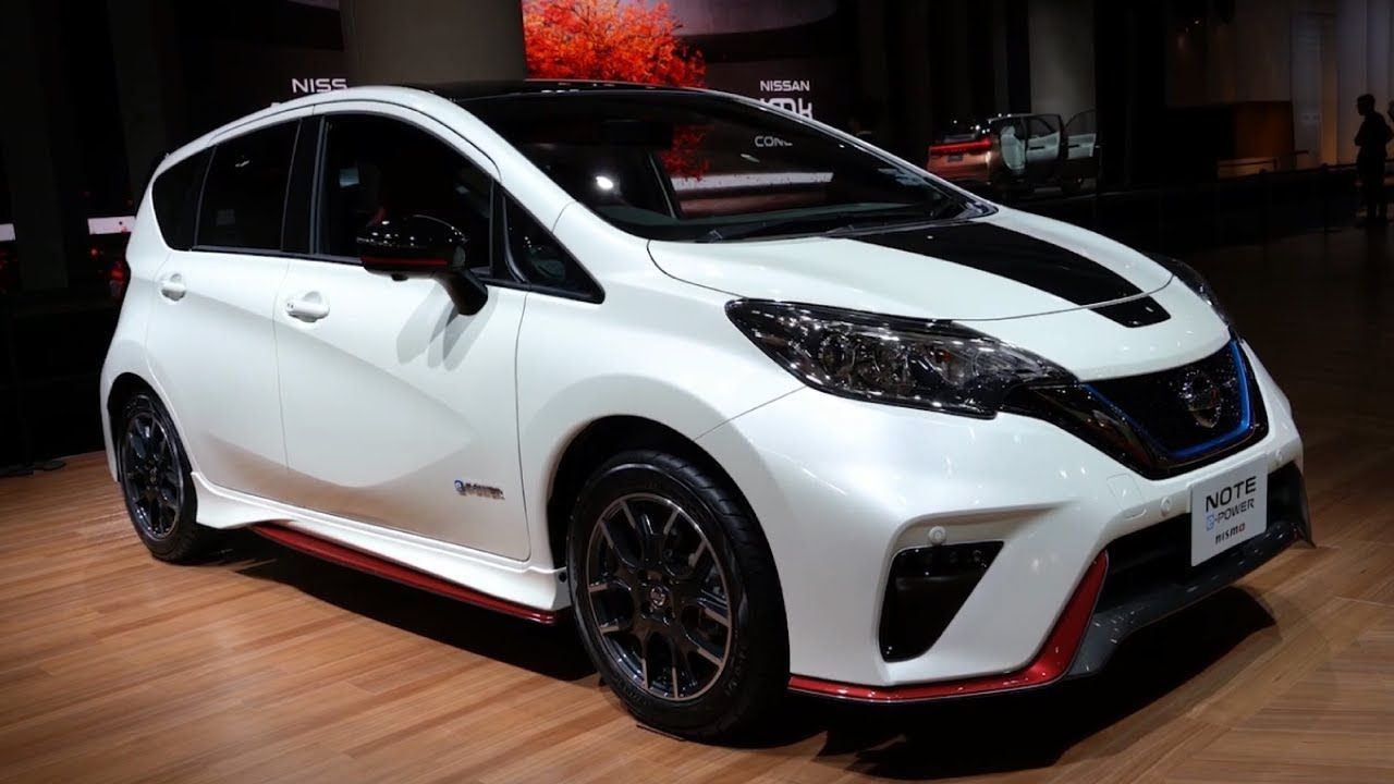 2020 Nissan Note E Power Nismo Limited Edition Dacia Nissan Renault