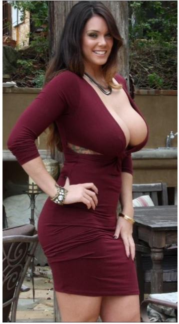 Beautiful Moms In Tight Dresses