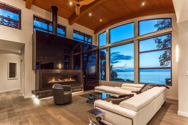 casa cadence modernas fachadas en madera vancouver canad http