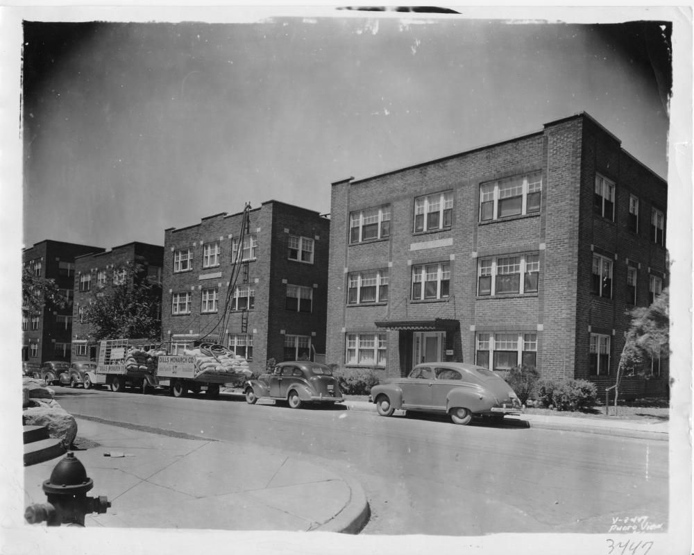 Lindenwood And Stratten Hall Apartments City Pictures Missouri Valley Kansas City