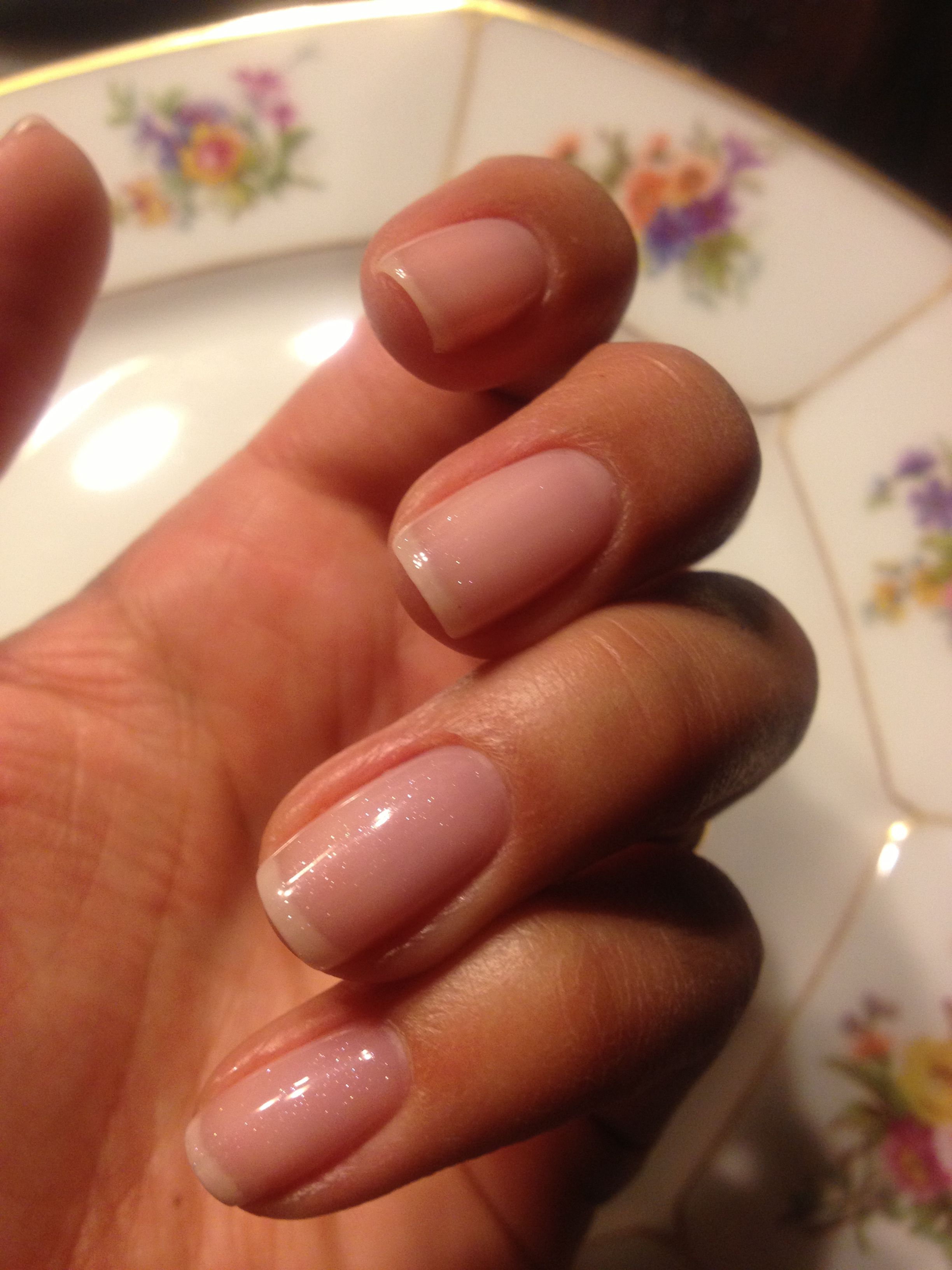 Pin By Dressed In Time On Beauty Clear Gel Nails Manicure Gel Manicure