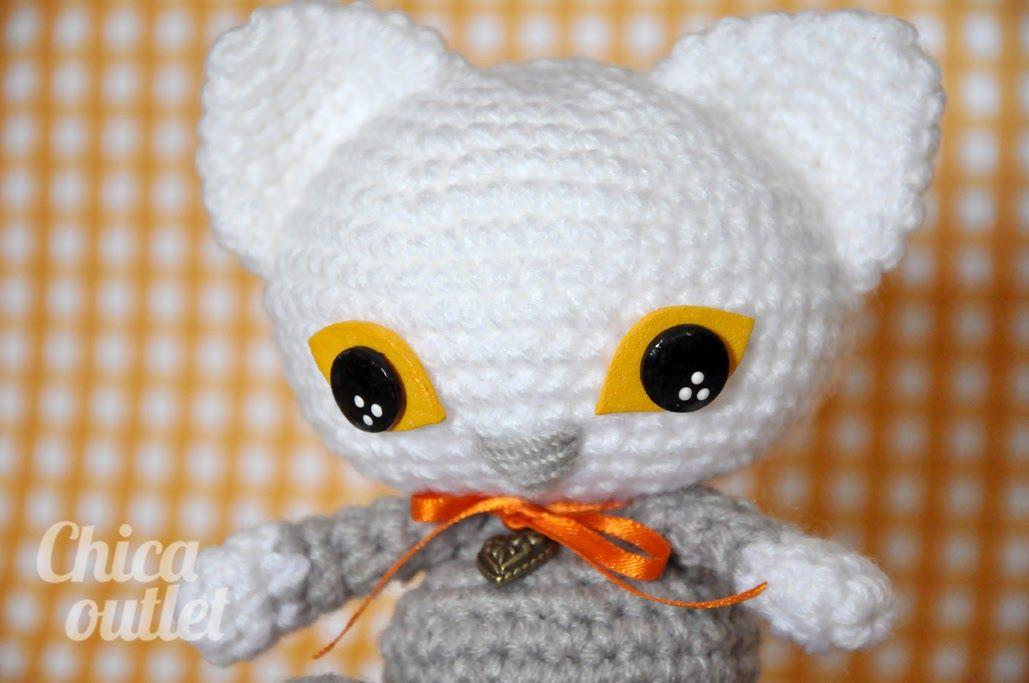 Blog sobre Amigurumies y DIY | Amigurumi | Pinterest | Pijama, Gato ...
