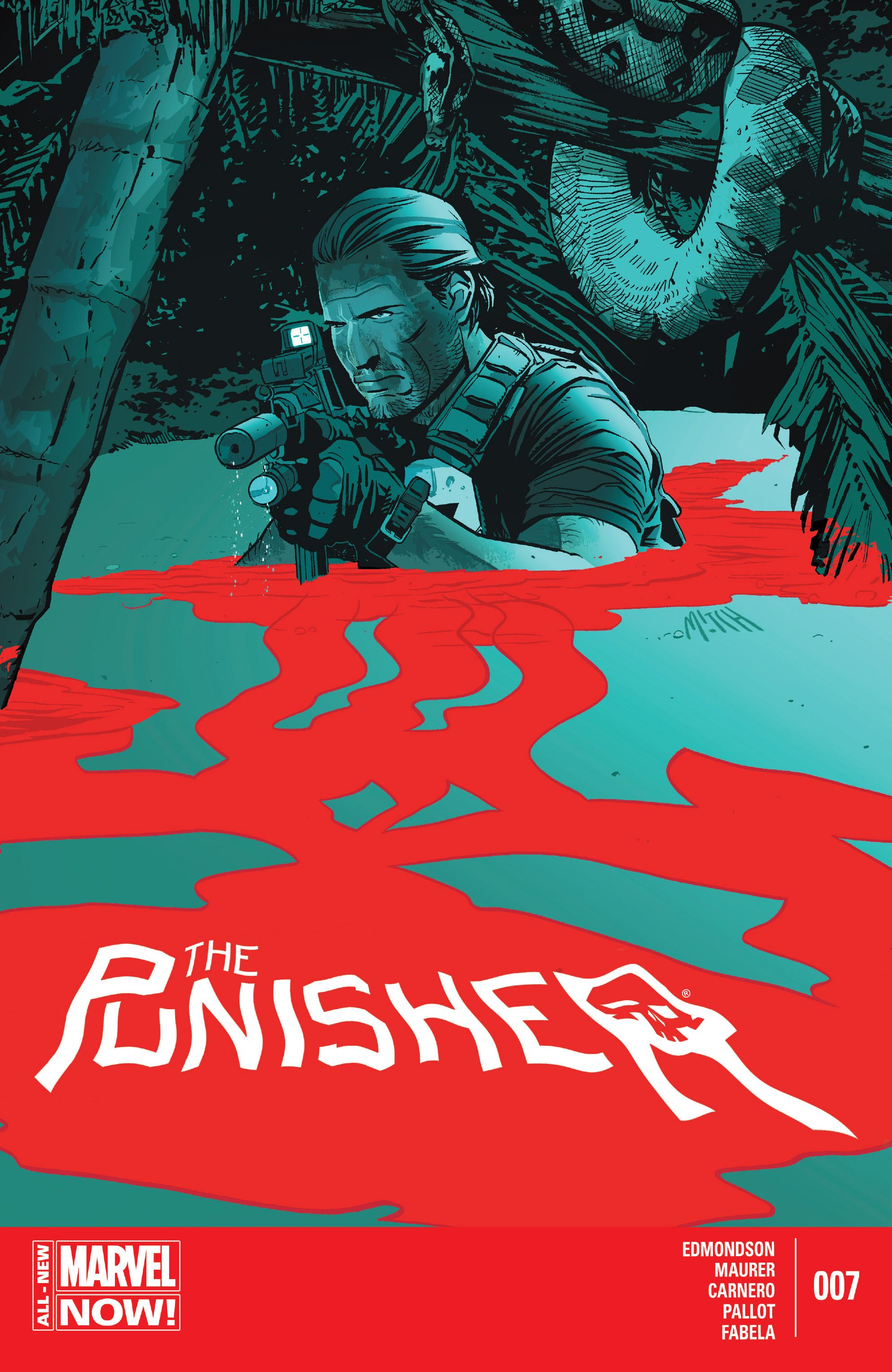 New Punisher is good shit