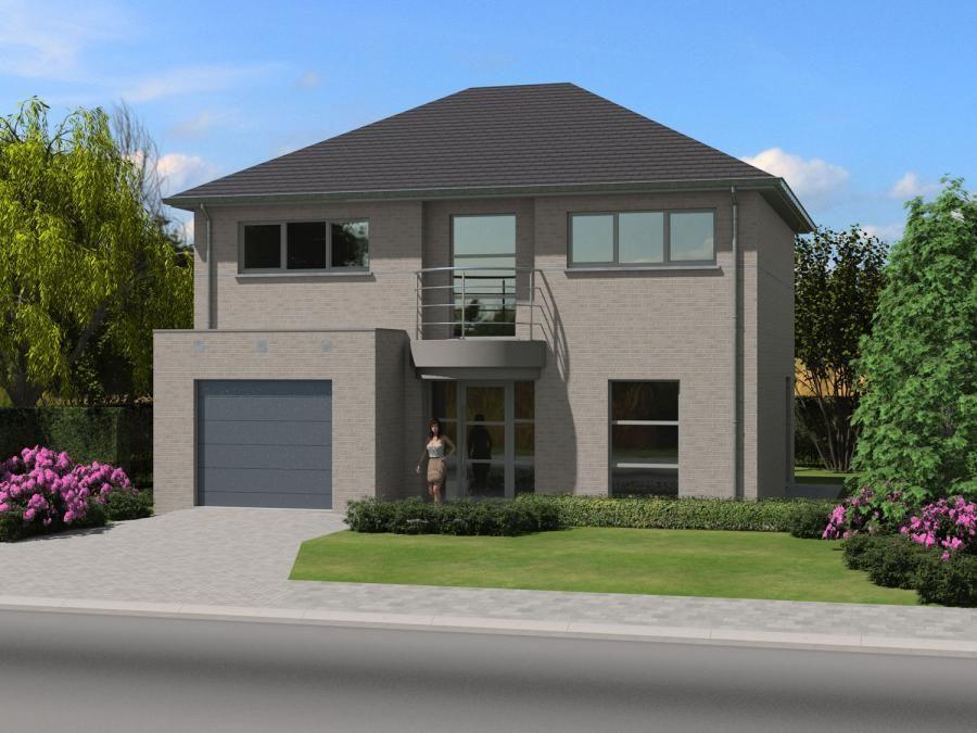 Villa 5 modern abric idee n voor het huis pinterest for Modern huis binnenhuisarchitectuur villas