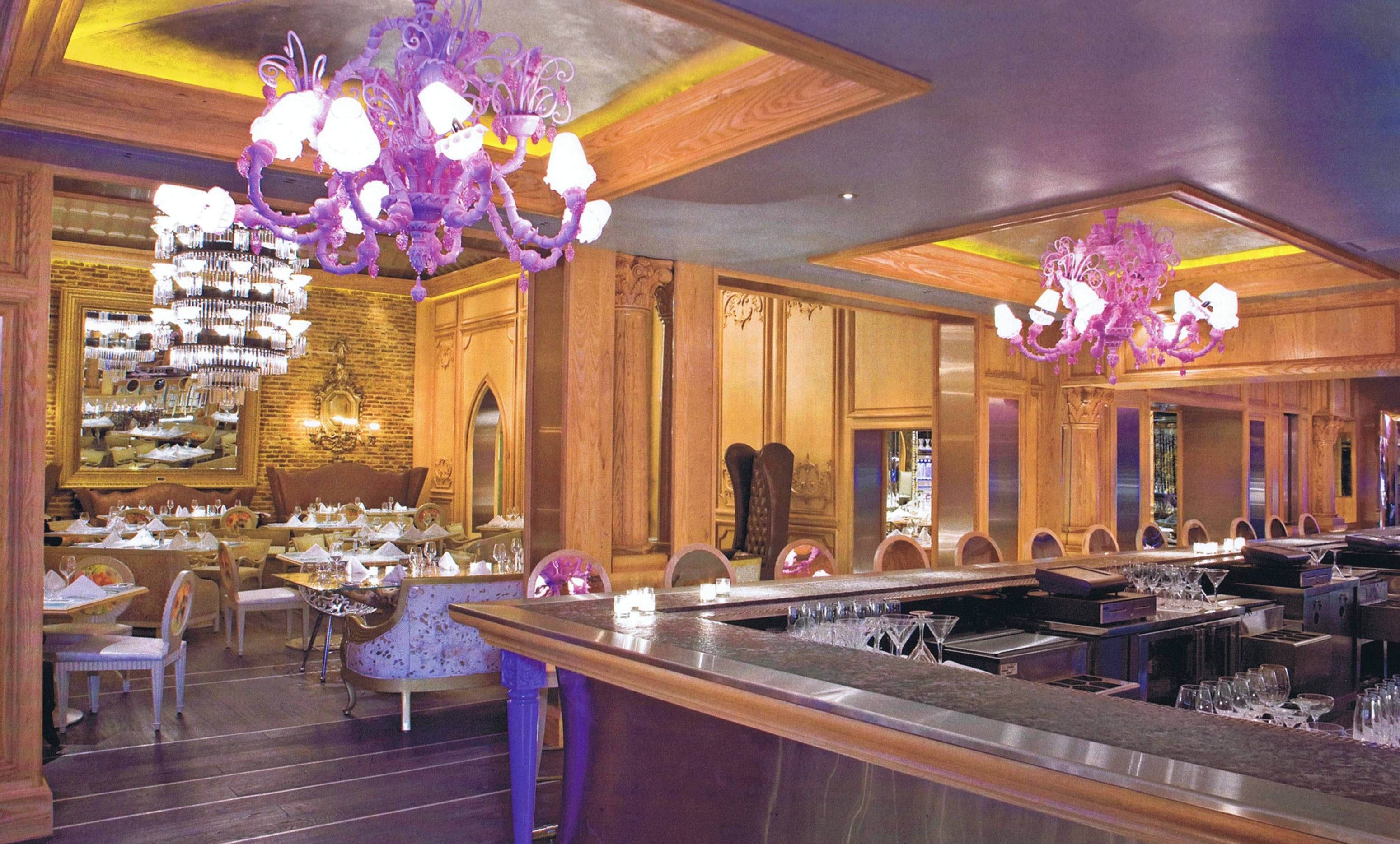 The Forge Upscale Dining In Miami Beach Ifrstudio Madeinamerica Woodwork Finewoodwork