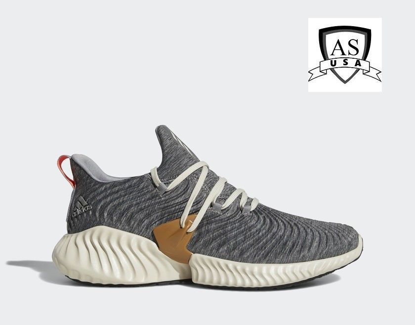 quality design b53b6 61081 Adidas Alphabounce Instinct M Men s Running Shoe Clear Brown Gray B76038 Size  11  fashion