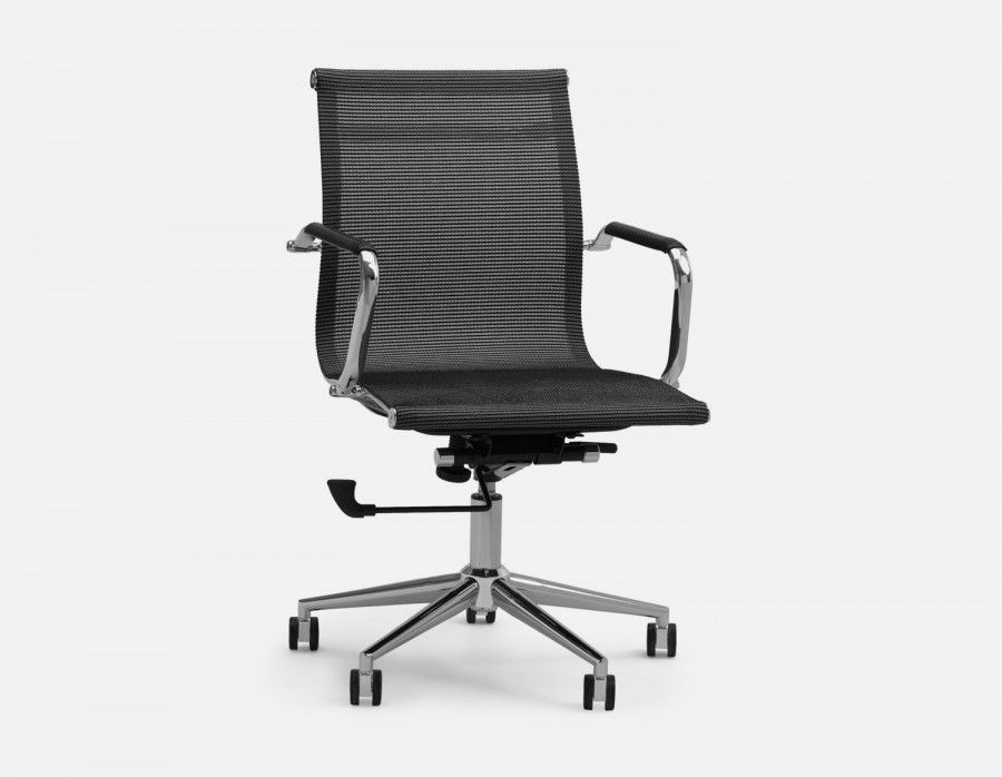 Felix Office Chair Grey Office Chair Grey Office Chair