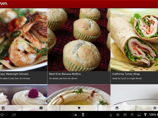 Bigoven android ipad iphone windows phone free misc from recipe discovery apps and classic cookbooks to personal organizers these are the best recipe apps for android ios and windows phone forumfinder Gallery