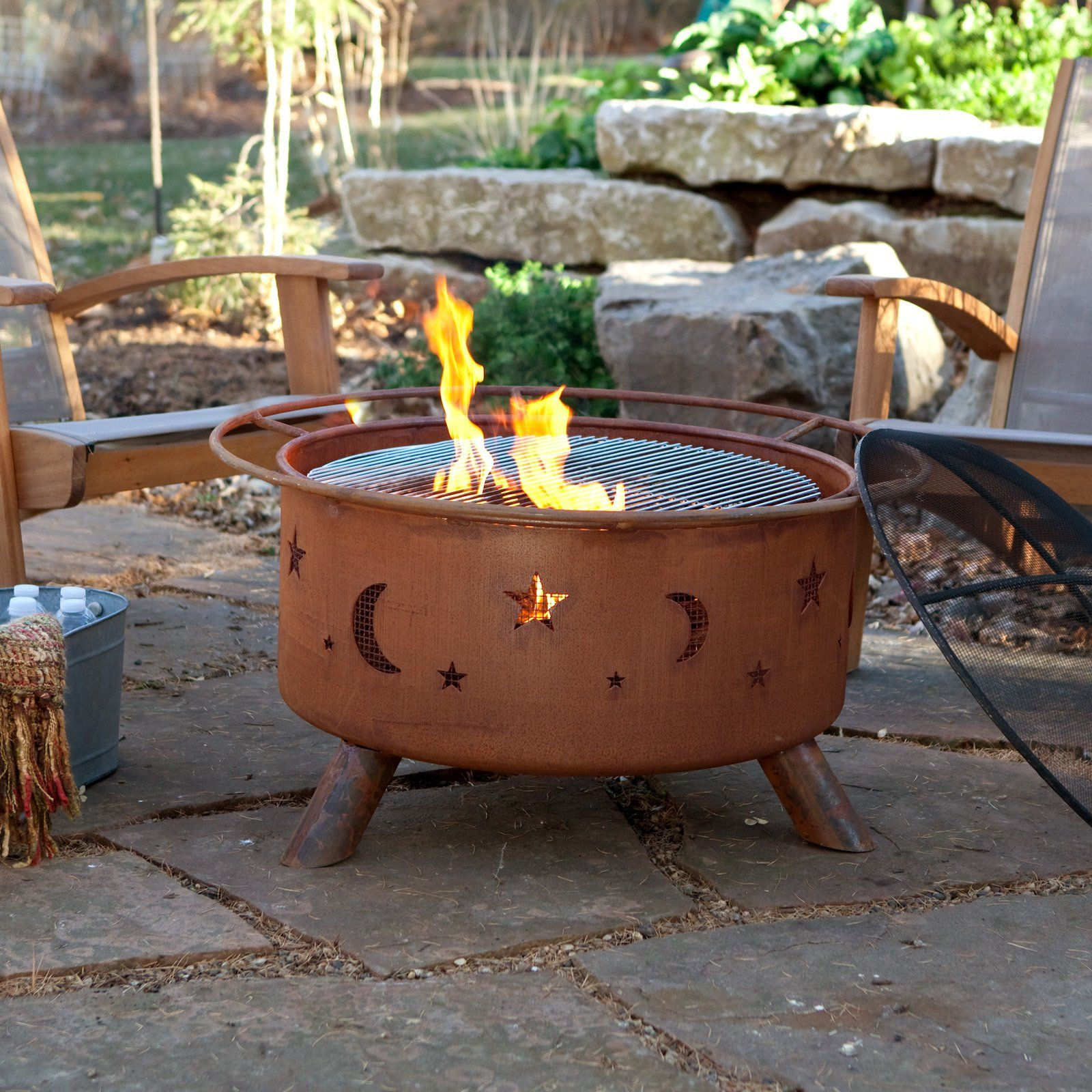 05bac5ffd4f7ff873a9722cffcee2b4e Top Result 50 Awesome Rustic Fire Pit