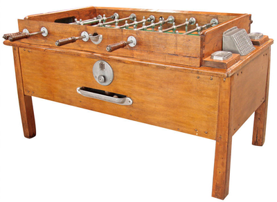 Italian S Vintage Foosball Table For The Home Pinterest - Italian foosball table