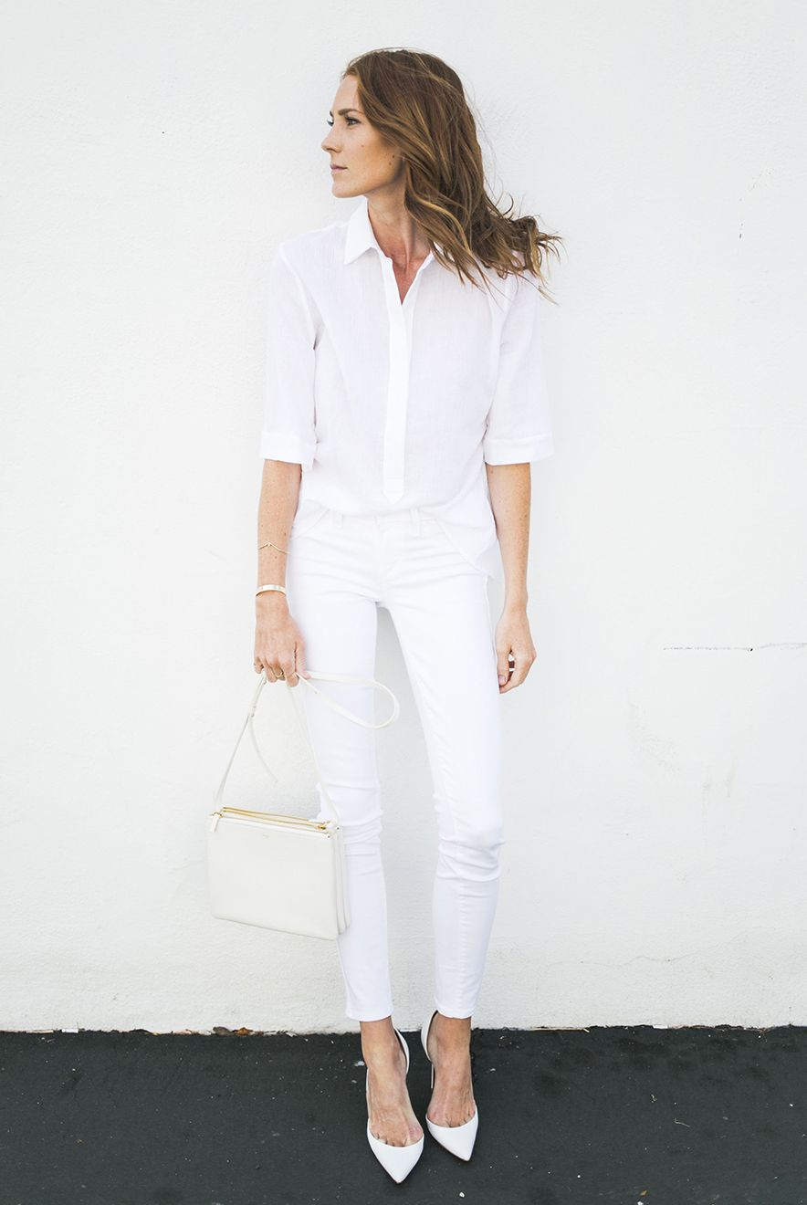 22cf73a5c153 15 Super Trendy All White Summer Outfits