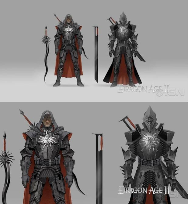 Dragon Age Seeker Armor Google Search Armor Pinterest Dragon