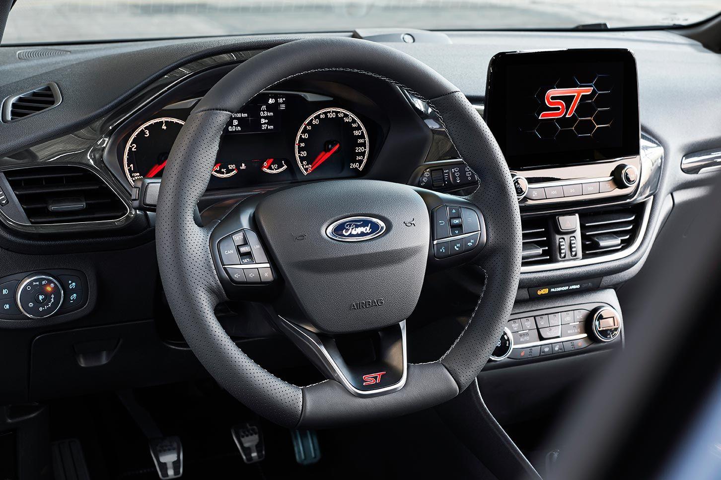 Haromhengerezik Az Uj Fiesta St Motor Autok