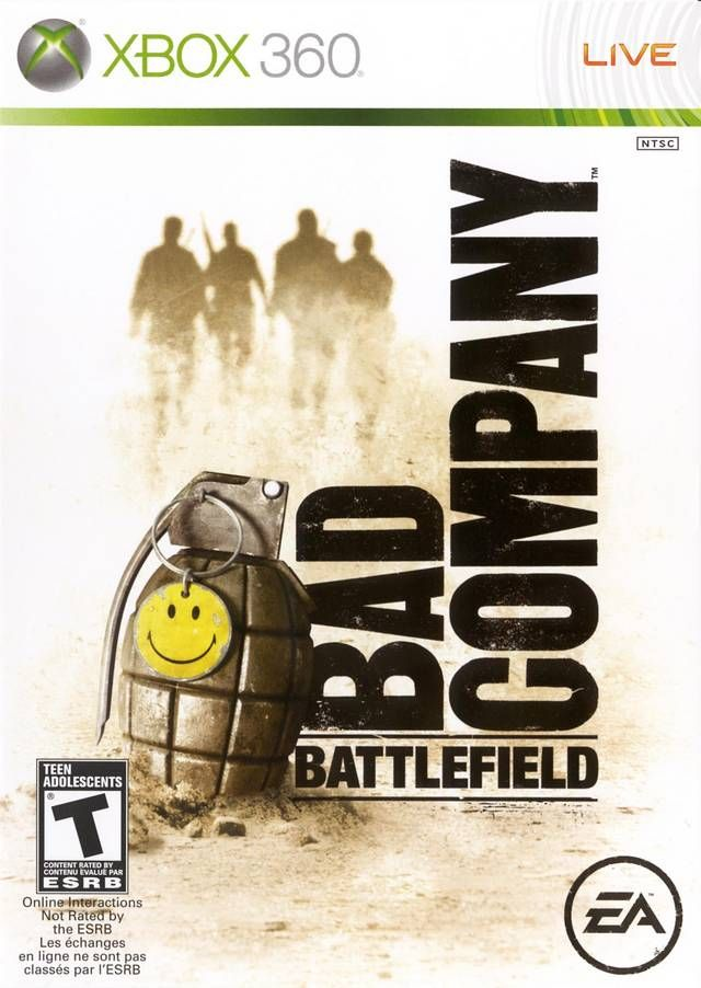 Battlefield Bad Company Battlefield Bad Company Battlefield