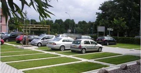 parkings perm ables car park pinterest stationnement urbanisme et urbain. Black Bedroom Furniture Sets. Home Design Ideas