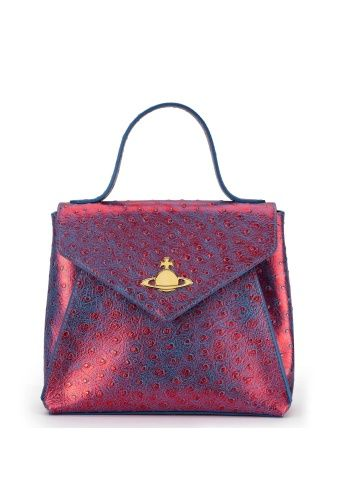 Spring/Summer 2014.Vivienne Westwood's new Cote D'Azur Collection. Crafted with a vibrant two-tone colour.