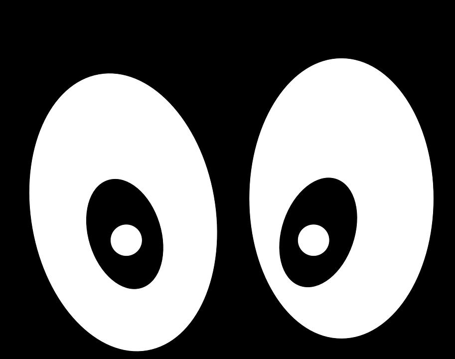 Free Image On Pixabay Eyes Surprise Wow Expression Eyes Clipart Cartoon Eyes Cartoon Clip Art