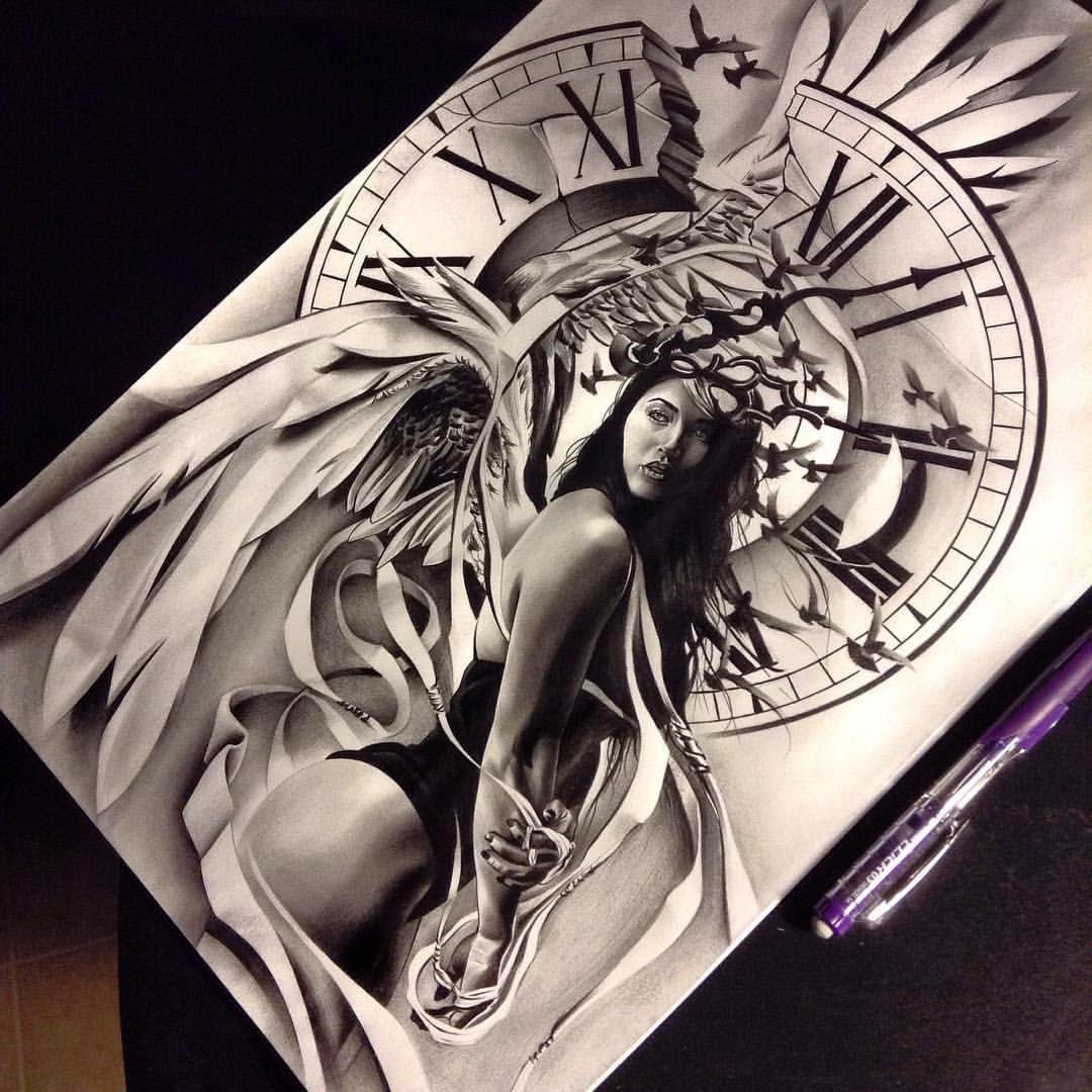 Sieh dir dieses instagram foto von tattoospooky d an for Instagram foto ideen