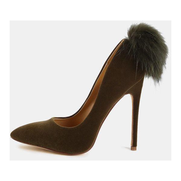 Image result for olive green pumps shoes