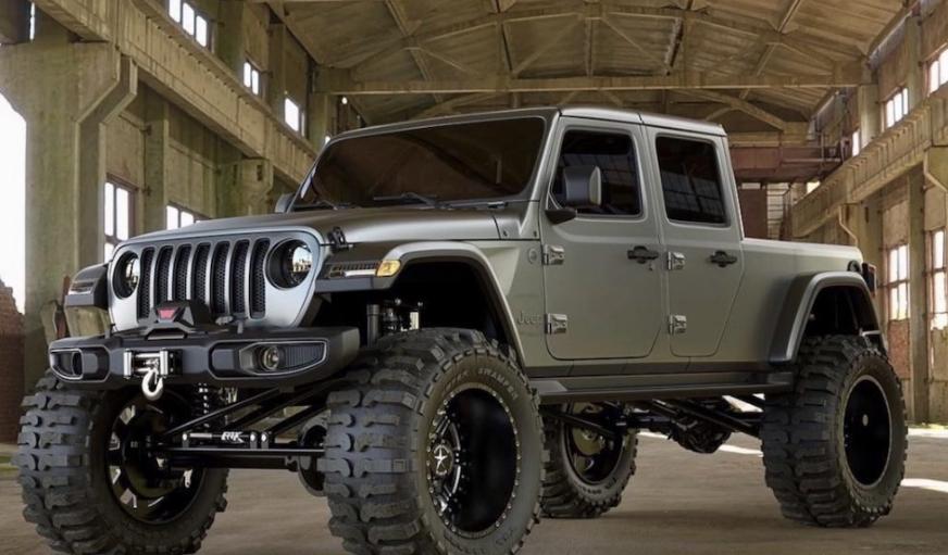2020 Jeep Gladiator Australia Price Release Date Changes Specs