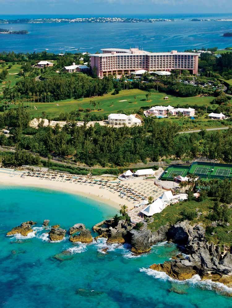 Fairmont Southampton Luxury Resort In Bermuda