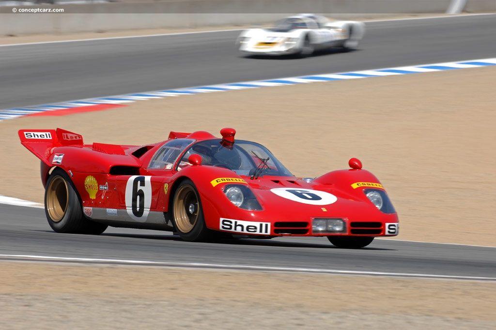 1970 Ferrari 512 S Image Ferrari racing, Ferrari, Sports