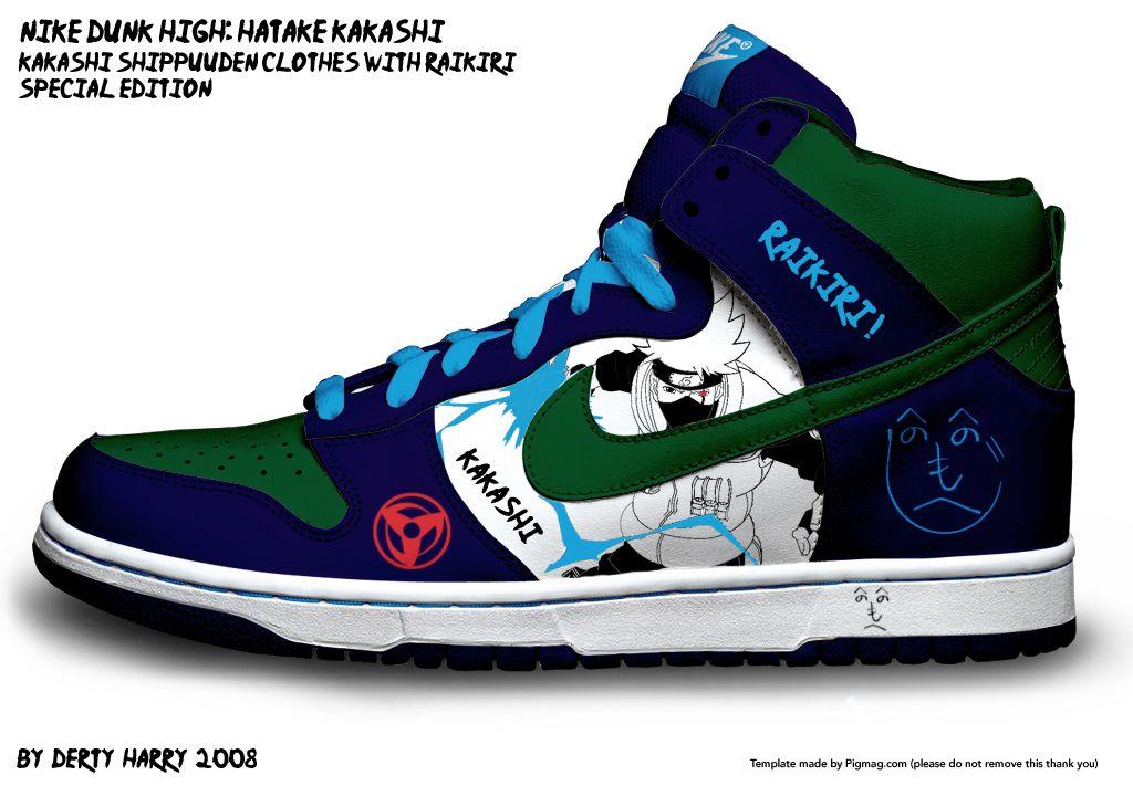 I found 'Uchiha Madara Nike Shoes' on Wish, check it out! | Madara Uchiha |  Pinterest | Nike shoe