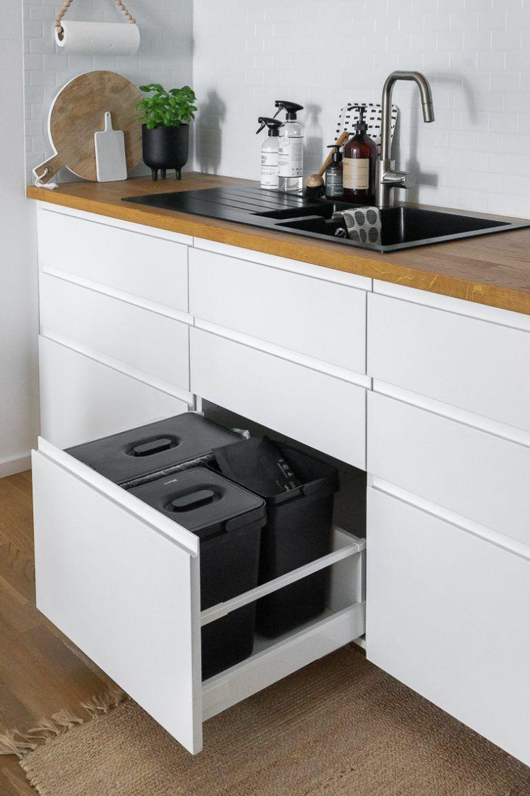 Ikea Kuche Planen Und Aufbauen Tipps Fur Eine Skandinavische Kuche Dreieckchen In 2020 Ikea Kuche Kuche Planen Kuche Planen Tipps