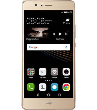 Huawei P9 Lite - 219€ + 250 pontos MEO 10€/mes 24 meses