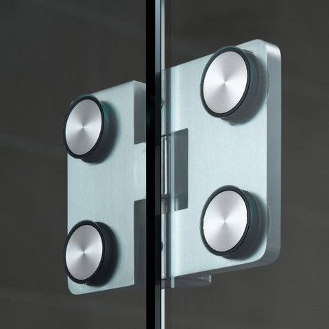 Spirit Shower Door Hinges Glass Mounted Custom Glass Shower Doors Shower Fittings