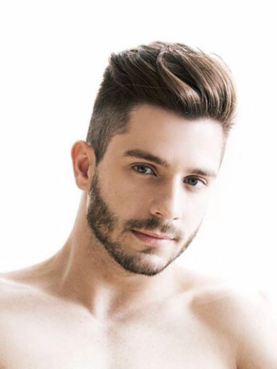 Pin de Perry van de Graaf en Kapsel Pinterest Peinados de - peinados hombre