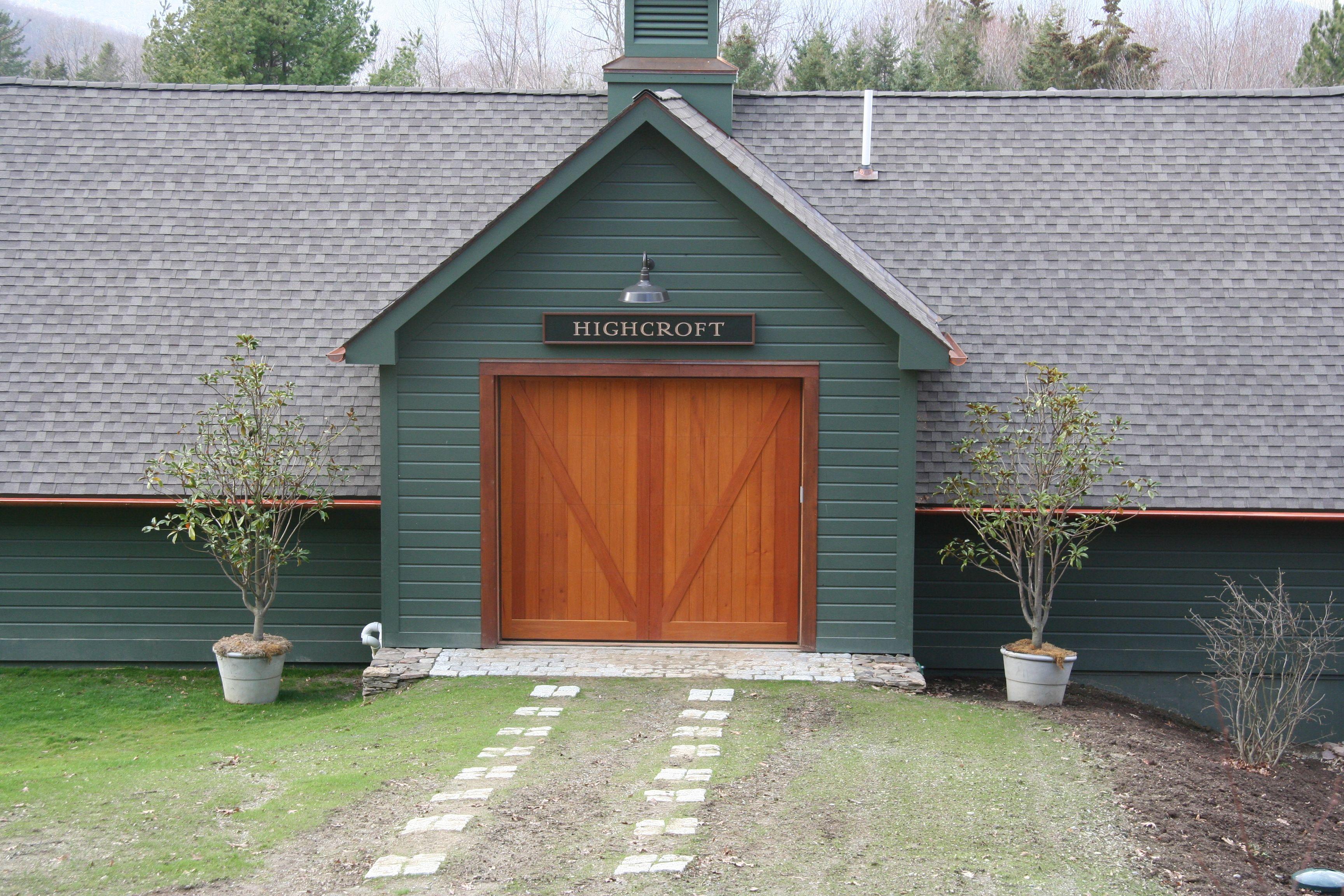 Stain Grade Overhead Doors (Artisan Custom Doorworks) By Dutchess Overhead  Doors, INC.