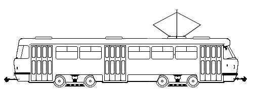 stra u00dfenbahn solowagen