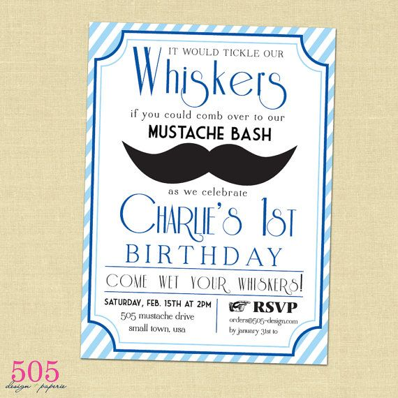 find this pin and more on mustache bash by epaul0531 cute template for invitation - Mustache Party Invitations