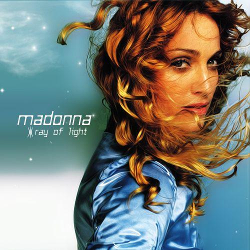 madonna ray of light album cover - photo #1