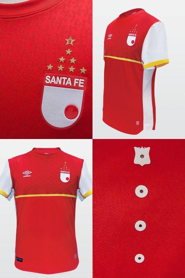 5be6681ea Independiente Santa Fe Jersey 2015
