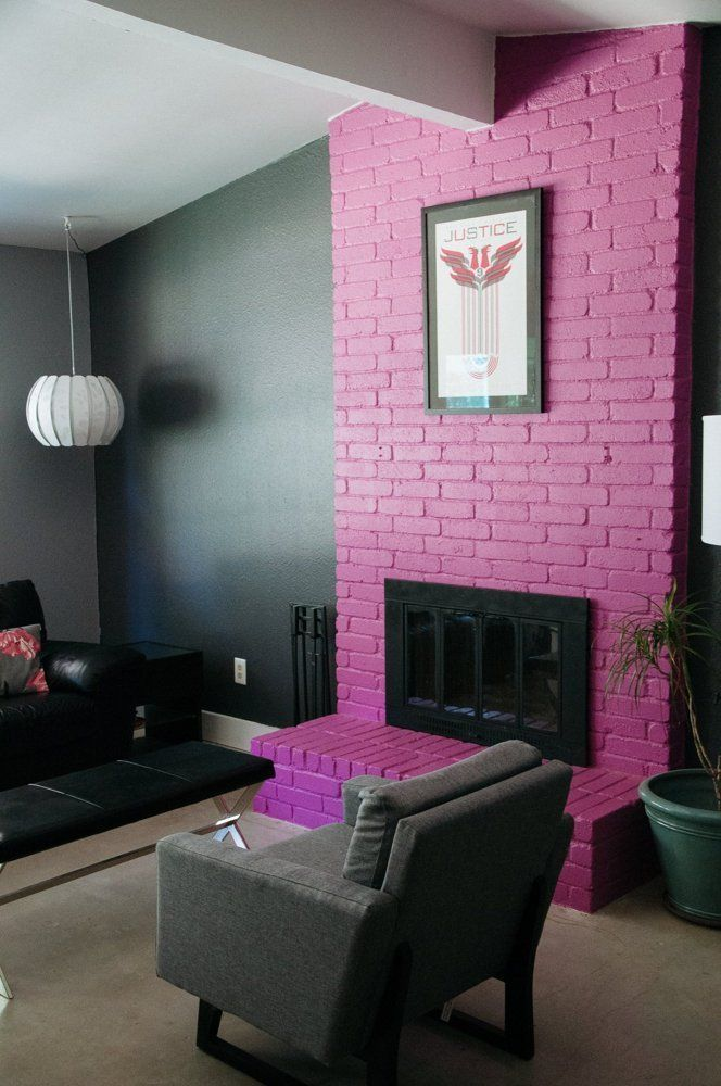 Jen and Dave\'s Fixer-Upper Turned Colorful, Plant-Filled Austin Home