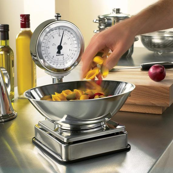 Salter Clic Mechanical Kitchen Scale