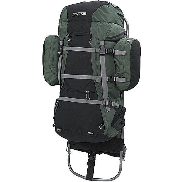 JanSport Jansport Carson 90 External Frame Backpack - Tall ...