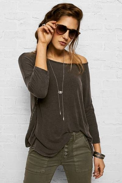 08dfa7c1e Don t Ask Why Swing T-Shirt by AEO