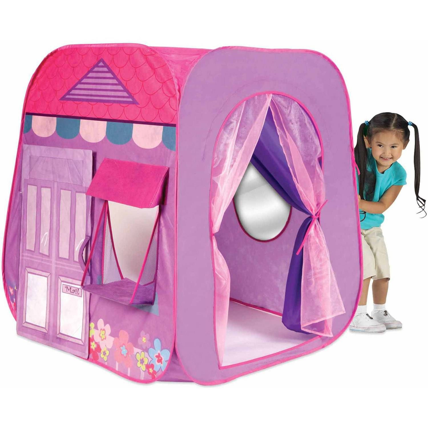 Playhut Disney Doc McStuffins 2-in-1 Tent - Walmart.com  sc 1 st  Pinterest : kid tents at walmart - memphite.com