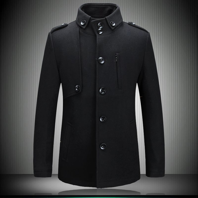 Compare Prices on Pea Coat Mens- Online Shopping/Buy Low Price Pea ...