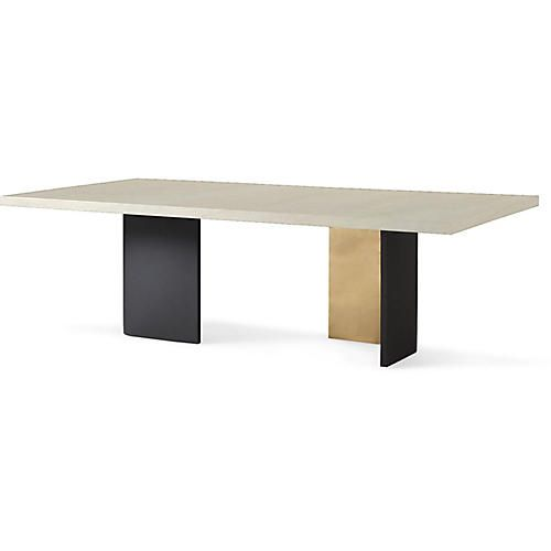 Liquid 96 Dining Table White Dining Table Table Furniture